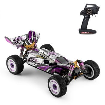 Wltoys 124019 2.4GHz high speed off road RC car
