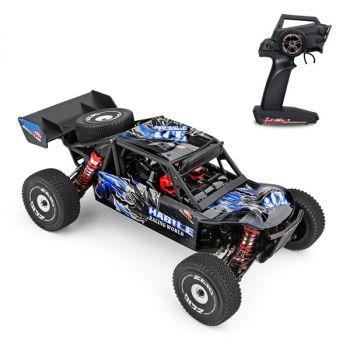 Wltoys 124018 4WD high speed 2.4GHz off-road RC car