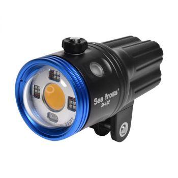 Seafrogs SF-L02 100m flashlight diving torch underwater strobe