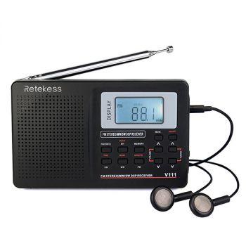 Retekess V111 portable radio