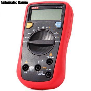 UNI - T UT136B Auto Range Digital Multimeter Palm Tool