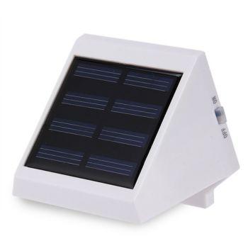 25 LED solar light lamp USB flashlight torch power bank for camping hiking
