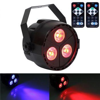 YouOKLight RGB Bluetooth LED Disco Ball Light DJ Stage Lighting