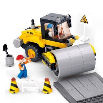 Sluban Building Blocks Educational Kids Bricks Toy Dumper Truck