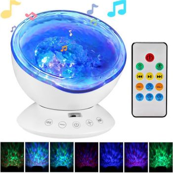 YWXLight LED projection lights snowflake christmas light outdoor lighting
