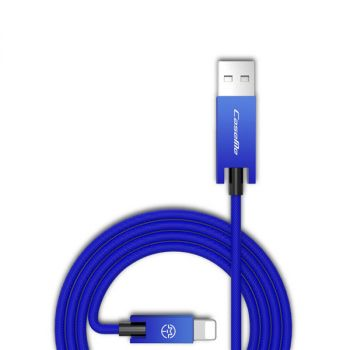 LUJIE Micro USB Cable Zinc Alloy Shell Charging Cables 1M