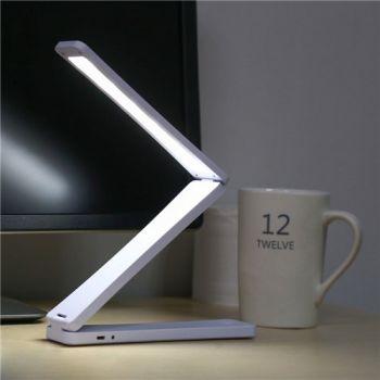 120LM Eye-protection LED Table Lamp Folding Night Light