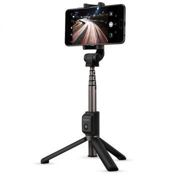 HUAWEI bluetooth wireless tripod mount holder selfie stick camera shutter