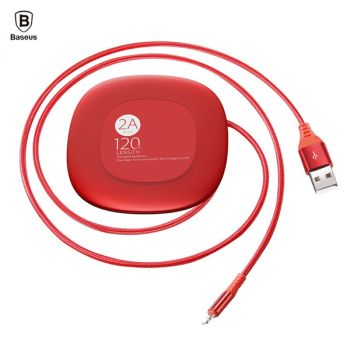 1M Mcdodo 8 Pin Cable Organizer 1.5A Fast Charging Data Cord