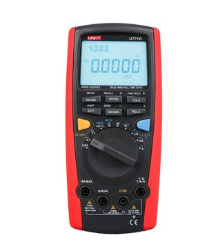 0 - 10 mm Press Type Digital Thickness Gauge