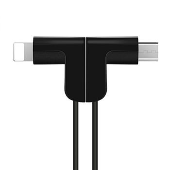 Baseus 8 Pin Cable Organizer 2A Fast Charging Data Cord 1.2M