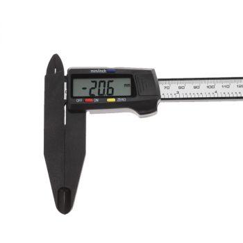 0 - 25.4 mm LCD Digital Thickness Gauge