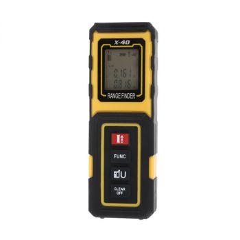 BSIDE ADM08D True RMS Multimeter Numerical Display Digital VOM Multitester