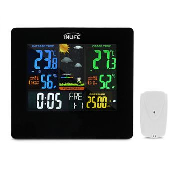 TS - 75 Multifunctional Wireless Color Weather Station