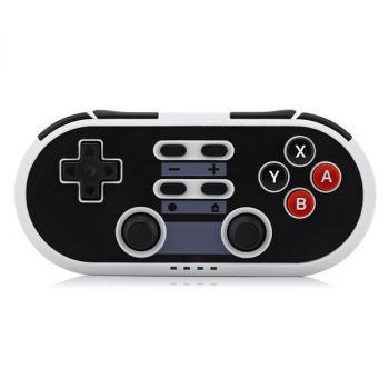 8Bitdo SN30 Wireless Controller 2.4G NES Receiver Joystick Gamepad
