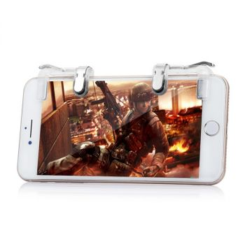 Metal Smart Phone Gaming Trigger for PUBG L1R1 Shooter Controller