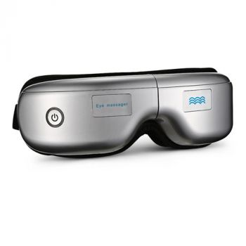 Wireless Eye Massager Protector Mask Hot Compress Fatigue Recovery