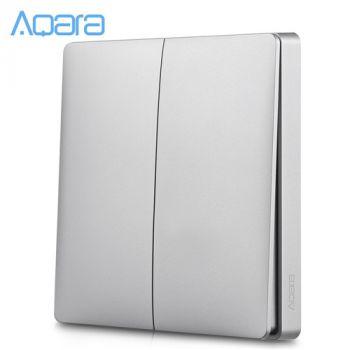 Aqara double-key wall intelligent linkage light control home switch panel