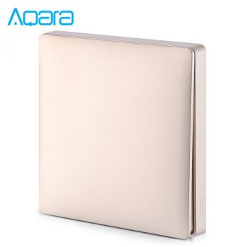 Aqara Wall Intelligent Voice Light Control Home Switch Panel Zero Fire