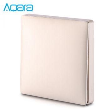 Aqara Single Button Wall Home Switch Panel Single Fire Single Key