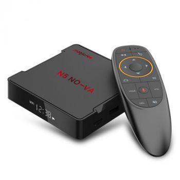 MAGICSEE N5 NO - VA 4K wifi voice control TV set-top box