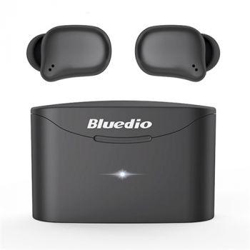 Bluedio T-elf 2 True Wireless Bluetooth Earbuds Touch Control Earphones