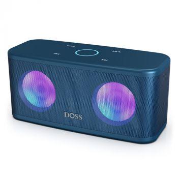 DOSS SoundBox Plus TWS Bluetooth Speaker Wireless Stereo Deep Bass