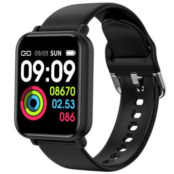 Imosi R16 bluetooth heart rate blood oxygen monitor sports smart watch