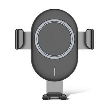 Gravity Sensor Vehicle Phone Holder Wireless Charger