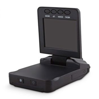 1080P portable car DVR 2.5-inch LCD screen motion detection