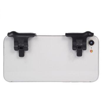 gamepad chicken dinner game controller smartphone shortcut keys L1 R1