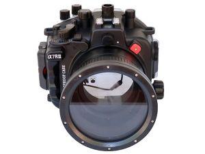 40M Meikon Sony A7III A7R-III Underwater Housing Waterproof Case