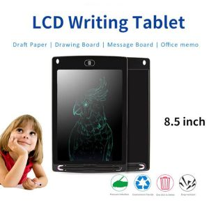 """9.7"""" LCD Writing Tablet Handwriting Pad Digital Drawing Board Support Screen Clear Function"""