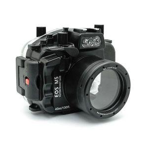 Meikon Canon EOS M5 Underwater Housing Waterproof Case