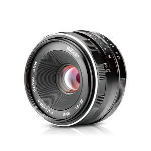 Meike 35mm F1.7 Manual Focus Lens Micro MFT M4/3 Olympus Panasonic