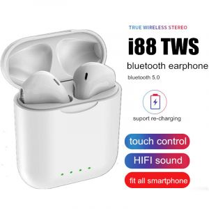 i7S Bluetooth Earphone Headset Mini Earbud With Microphone