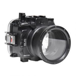 Meikon Canon EOS M50 Underwater Housing Waterproof Case