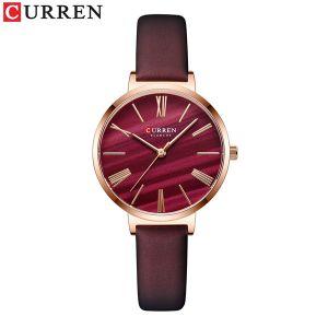 CURREN 9076 womens quartz watch lady bracelet watches
