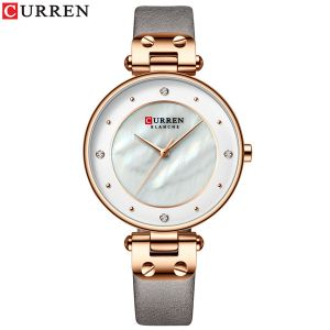 CURREN 9056 women quartz watch lady bracelet watches