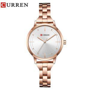 CURREN 9019 womens quartz watch lady bracelet watches