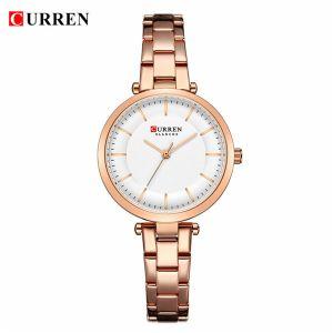 CURREN 9054 women quartz watch lady bracelet watches