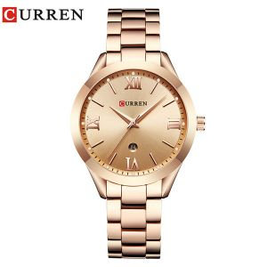 CURREN 9007 womens quartz watch lady bracelet watches