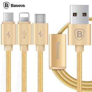 2M Braided Micro Data Charger Cable Samsung Galaxy