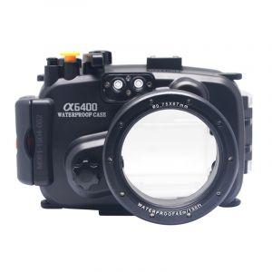 40M Sony A6400 Meikon Underwater Housing Waterproof Case