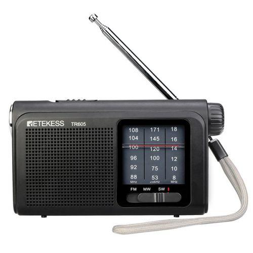 Retekess TR605 portable radio