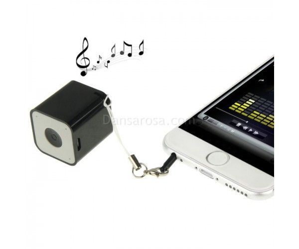 Wholesale Smart Box Mini Bluetooth Speaker Mp3 Player Handsfree Mic From China