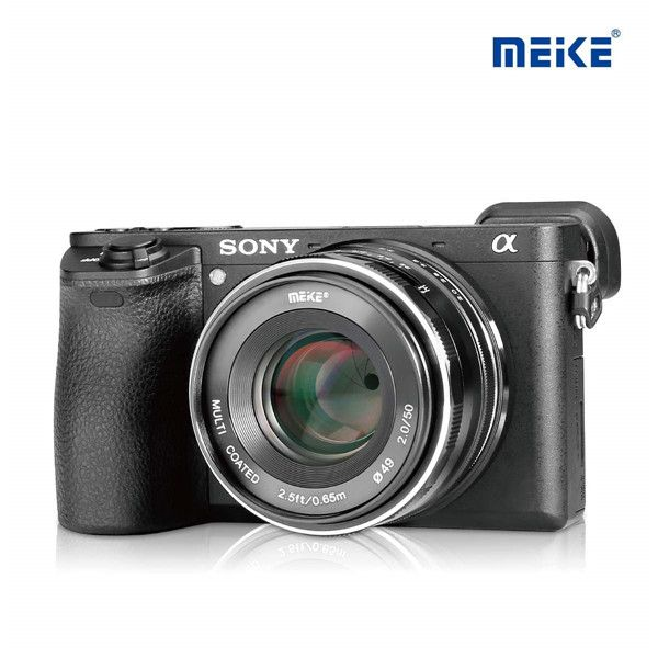 Home & Garden Cameras & Photography Meike 50mm f/2.0 Large ...
