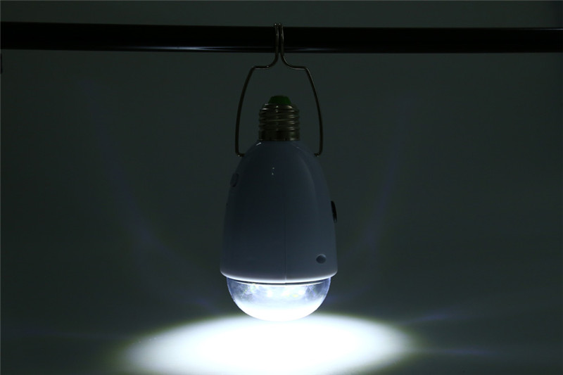 multi-functional LED solar Lamp 12 LEDs dimmable camping light