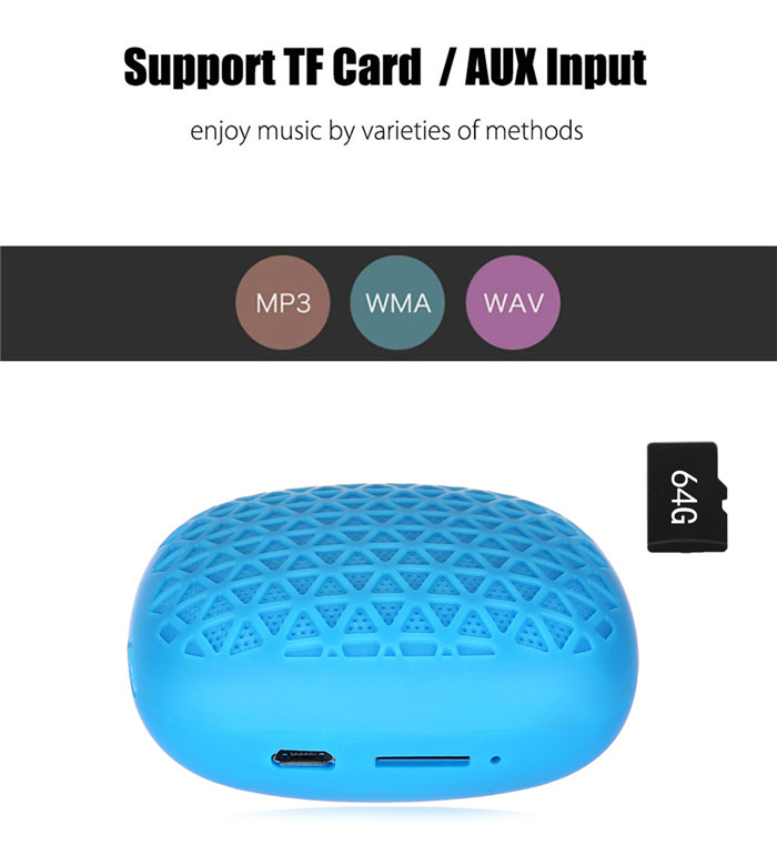 wholesale Bluetooth Speaker TF Card AUX Multimedia Music Player