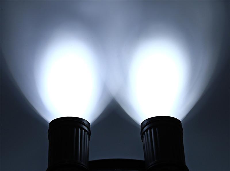 Solar Powered PIR Motion Sensor Dual Head Spotlight Adjustable Waterproof 14 LEDs Wall Light